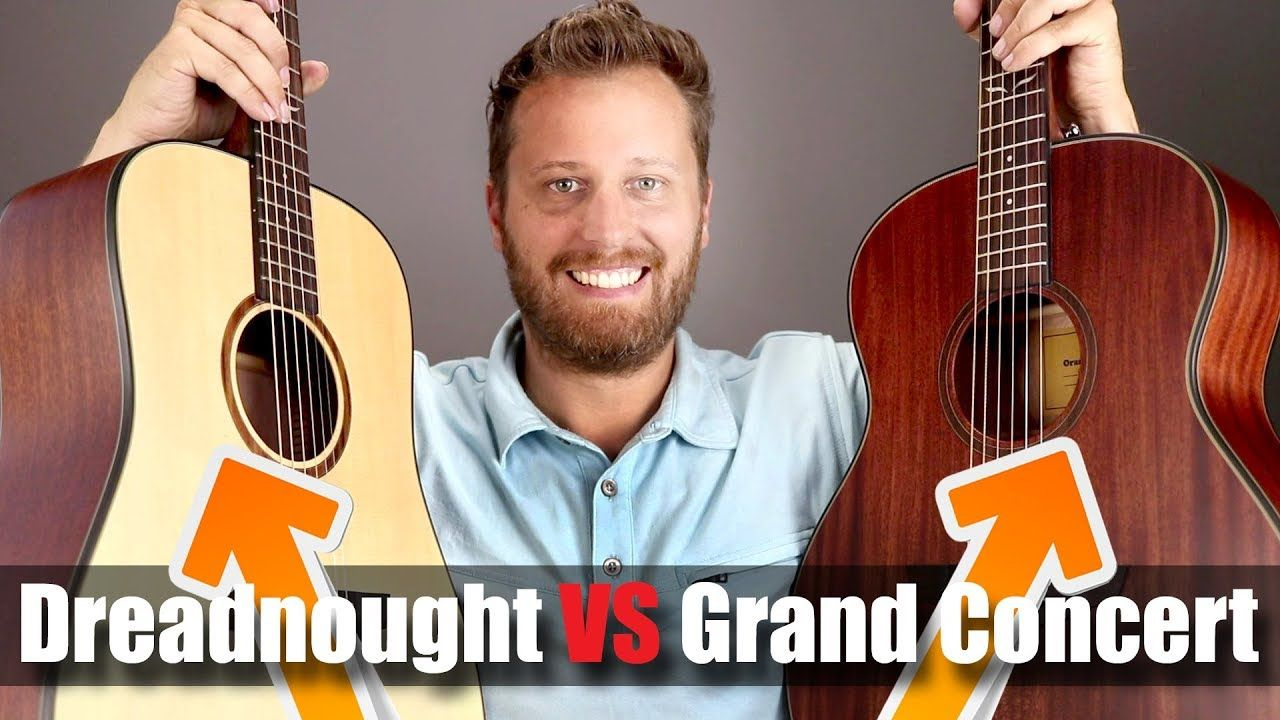 Two Of The Best Affordable Guitars Orangewood Oliver Vs Austen