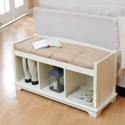 Front Door Entrance Bench Seat But Bigger Indoor Storage Bench