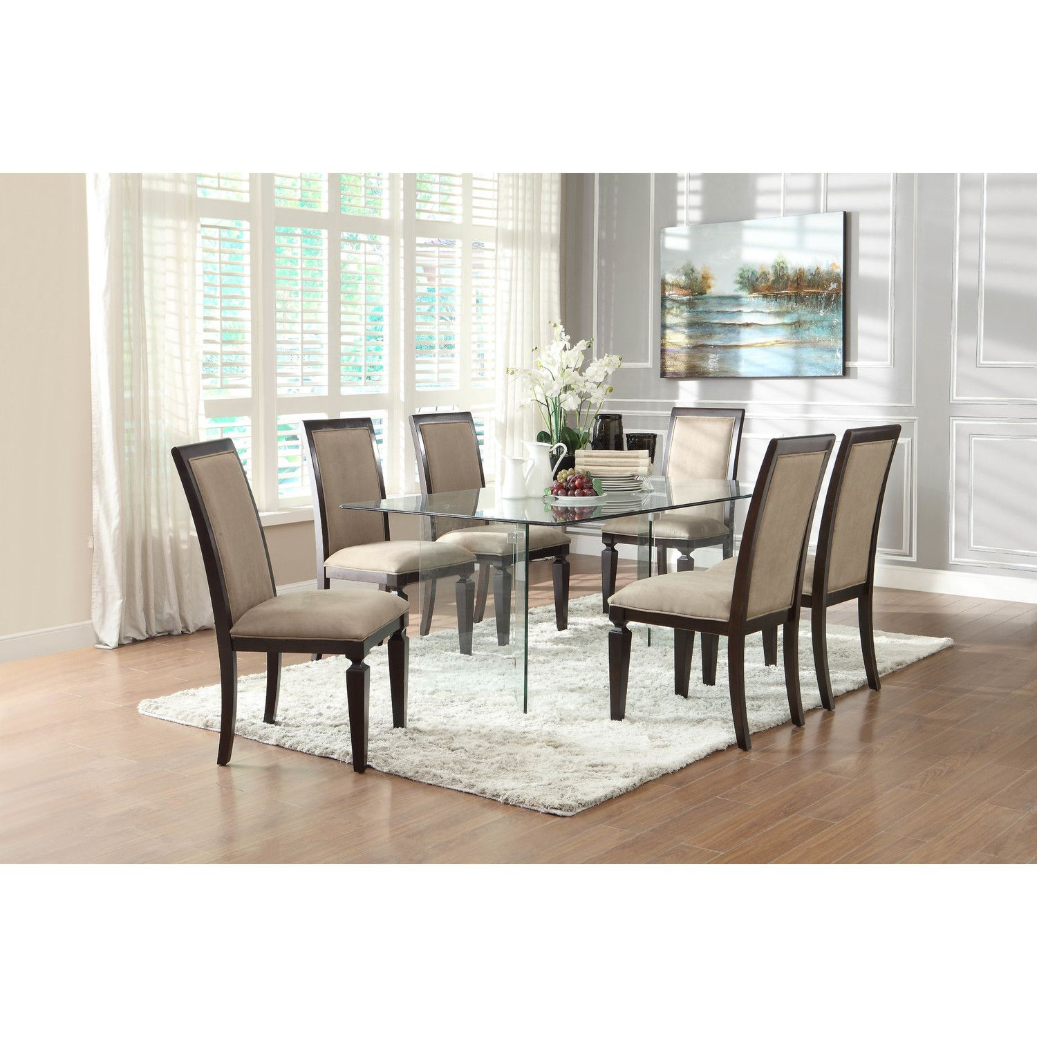 Woodbridge Home Designs Alouette Dining Table