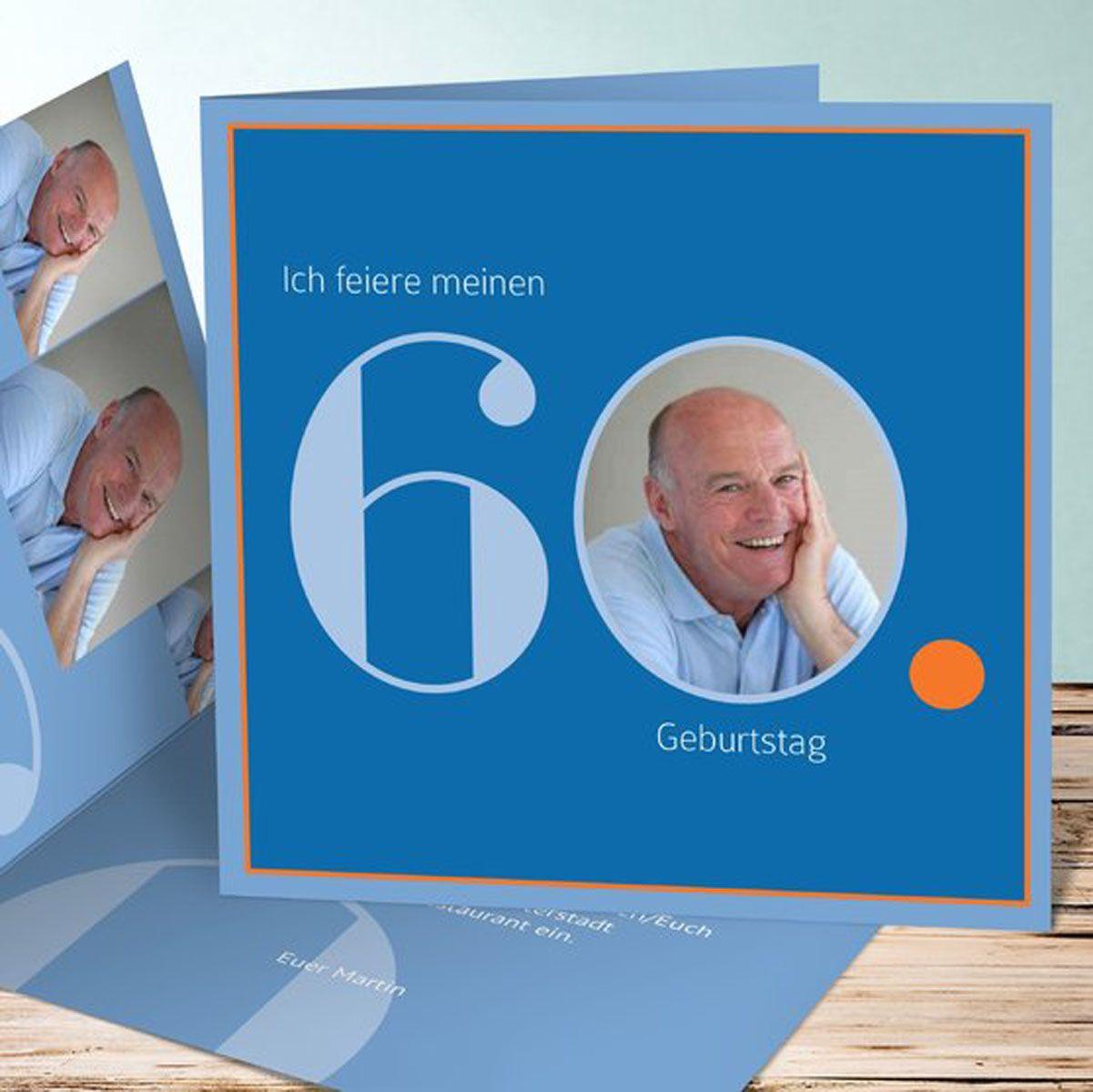 Einladungen Zum 60 Geburtstag Witzig
