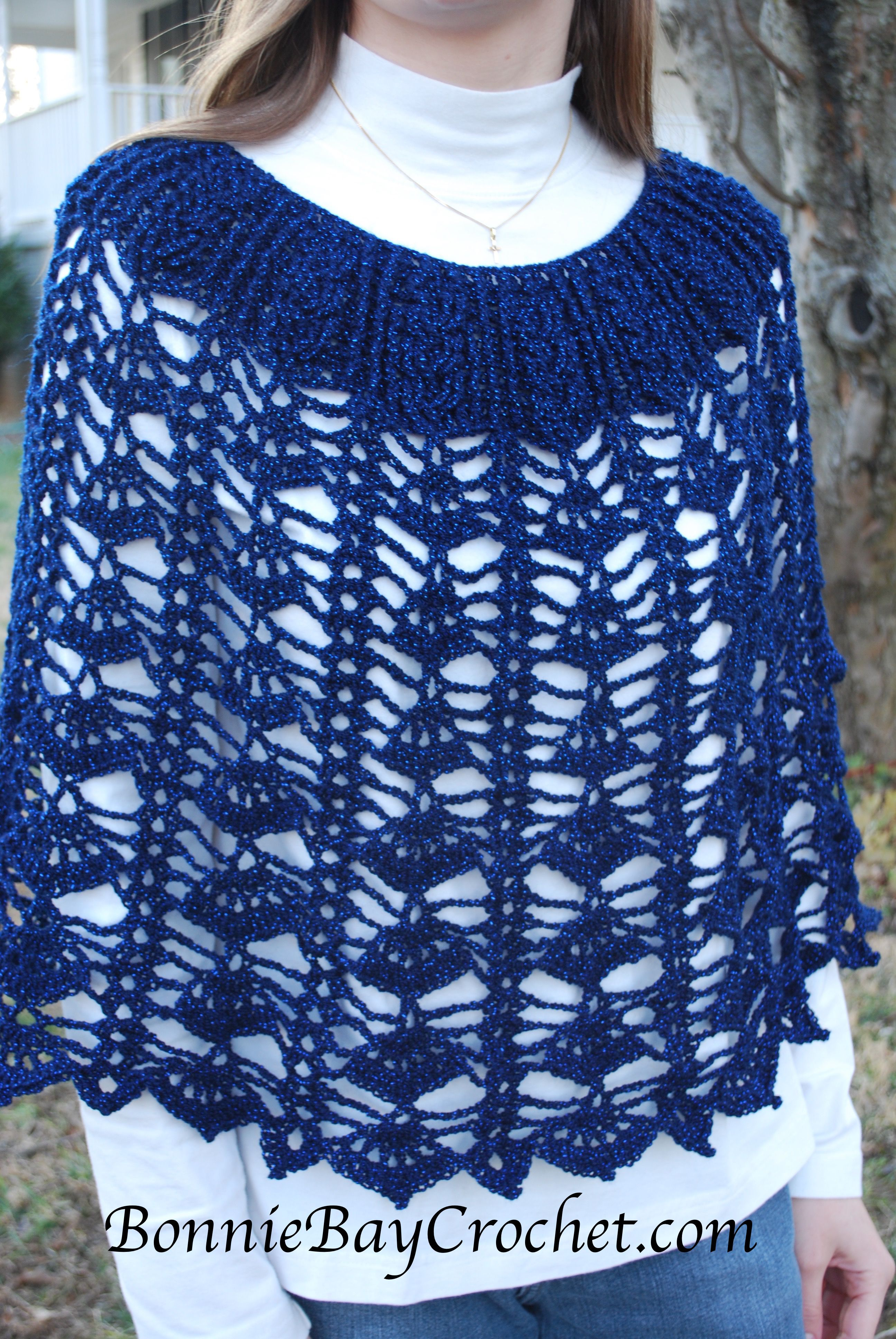 Cables Meets Lace by Bonnie Barker http://www.interweavestore.com ...