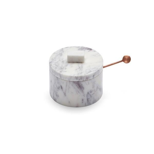 The Vital Sugar Box   Handmade Copper Spoon