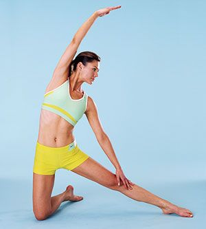 10 stretches to help you zen out before bed  fitness