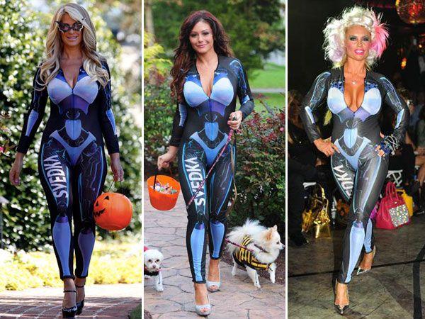 Hollywood's 25 Amazing Halloween Costumes