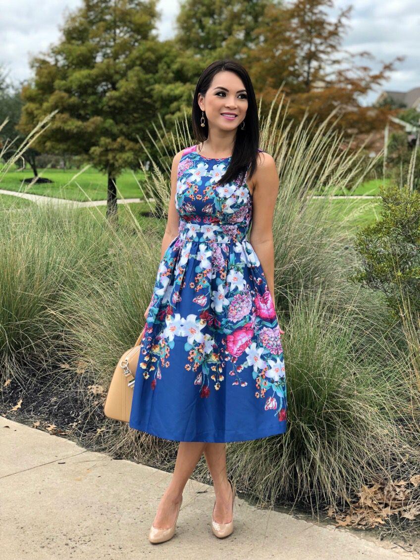 The Royals Floral Print Garden Party Dress Last Two Garden Party Outfit Dresses Garden Party Dress Floral Dress Outfits [ 1131 x 848 Pixel ]