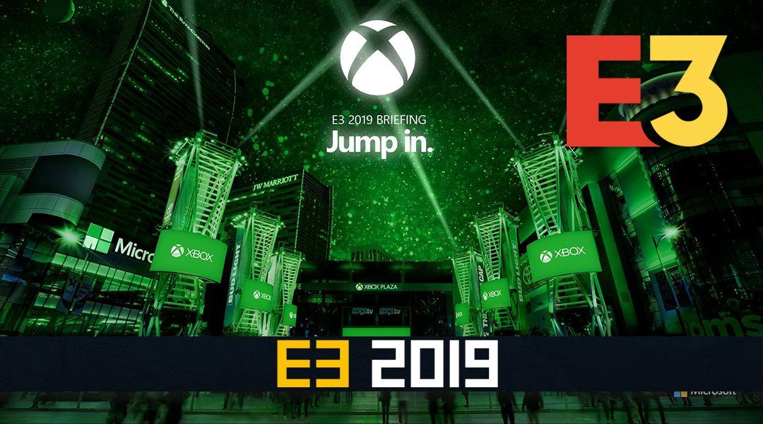 E3 2019 Where To Watch Xbox Press Conference? https