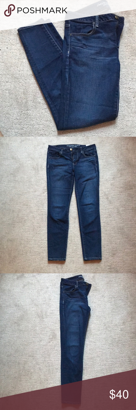 ae jegging size 6 american eagle jegging size 6 super comfortable true to size if you review ae size chart american eagle outfitters jeans skinny