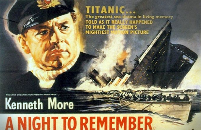 A Night To Remember The True Story Of Titanic A Night To