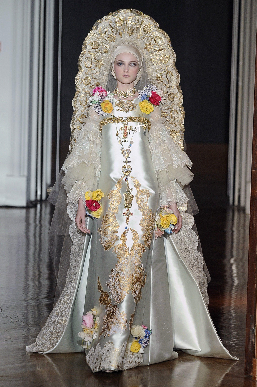 Galia Lahav   Plunge neckline wedding gown in 2021