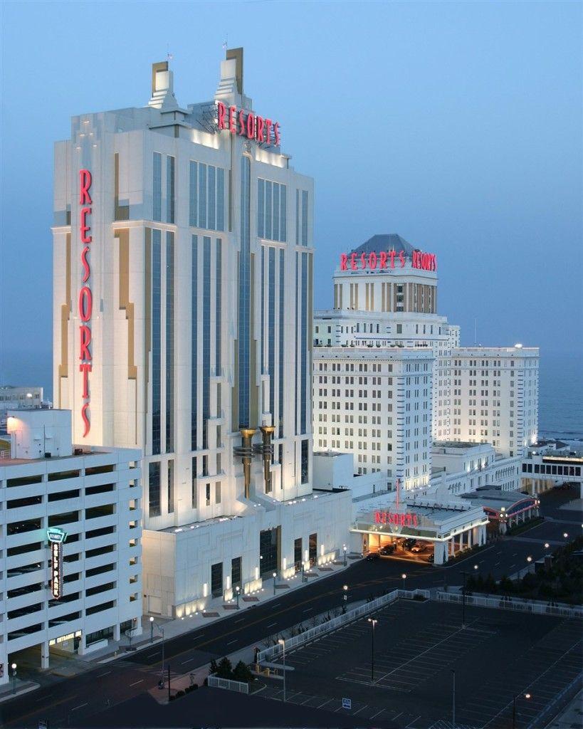 The Resorts Casino in Atlantic City New Jersey has