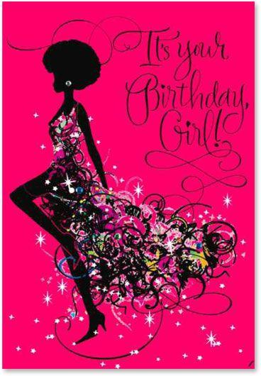 Happy Birthday Images Black Woman : happy, birthday, images, black, woman, Mahogany, Cards, Hallmark, Soulful., True., Happy, Birthday, Woman,, Black,, Cousin