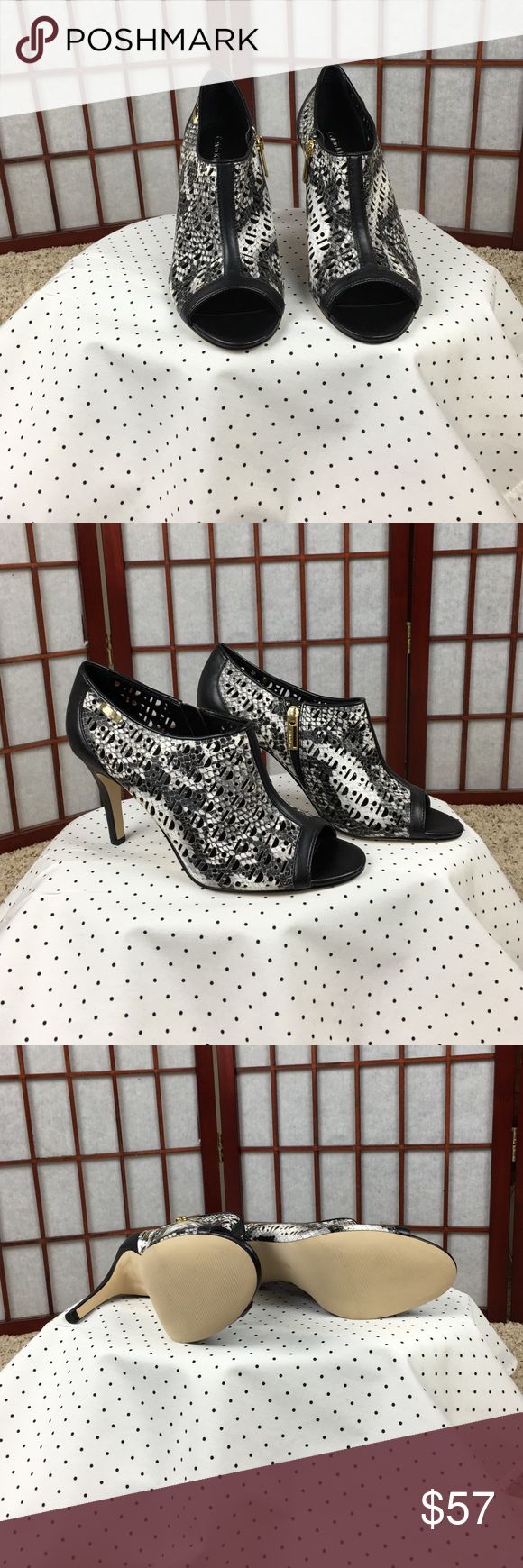 Spotted while shopping on Poshmark: Calvin Klein Kailani! #poshmark #fashion #shopping #style #Calvin Klein #Shoes