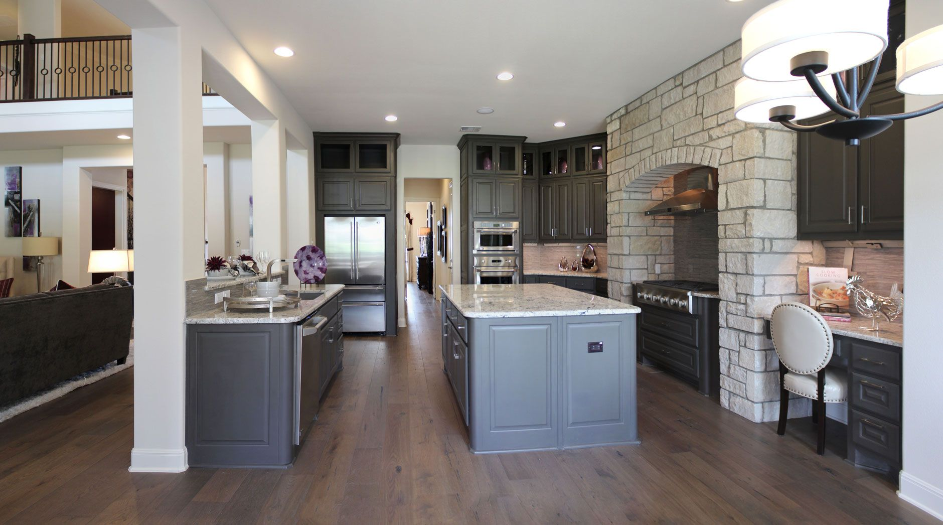 Burrows Cabinets kitchen cabinet 7 at Travisso with ...