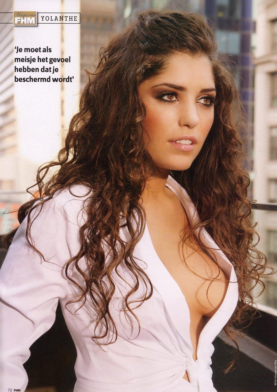 Yolanthe Cabau nude 297
