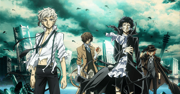 Bungo Stray Dogs Anime Film Reveals Title, Teaser Video