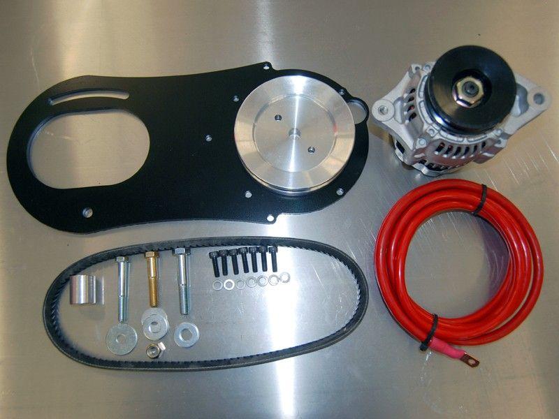 Yamaha Rhino 660 60 Amp Alternator Kit UTV Inc 660 60 Amp