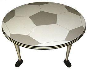 Soccer football coffee table boys room pinterest for Football coffee table