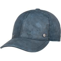 Photo of Mario Leather Baseball Cap at Lierys Lierys