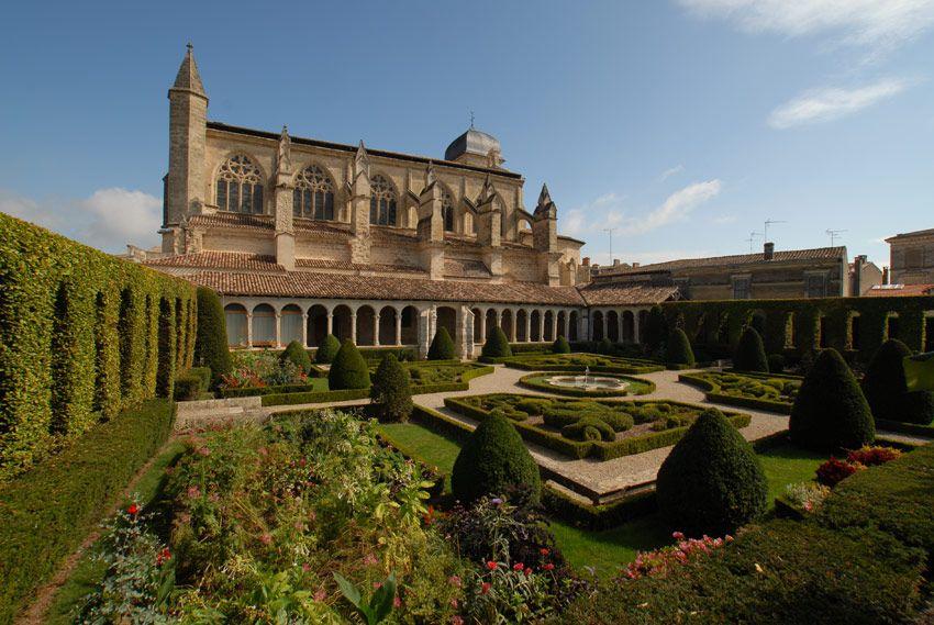 Villa Eugenie, Biarritz, France - Built starting in 1855 by Eugenie - village expo portet sur garonn