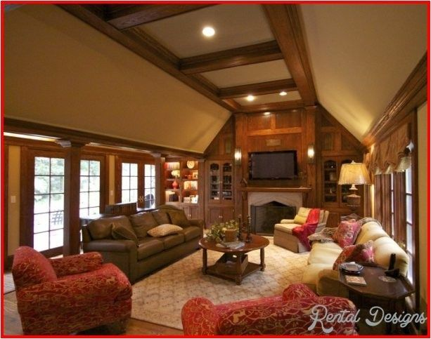 awesome tudor style interior decorating ideas also warm living rooms rh pinterest