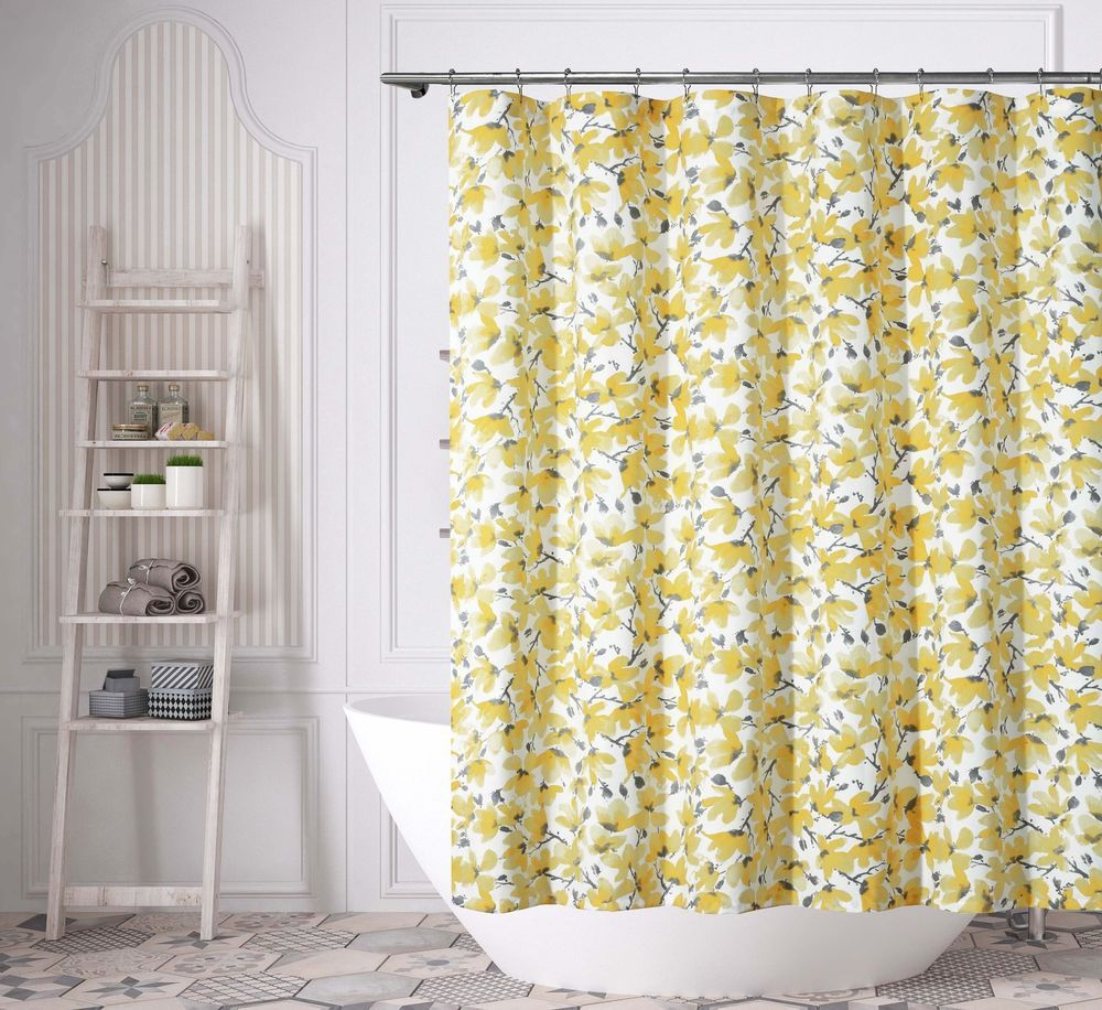 Size 72in X 72in Bring A Splash Of Sunshine Into Your Bathroom