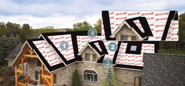 Best Step 2 Underlayment Roofgard Cool Grey Underlayment 400 x 300
