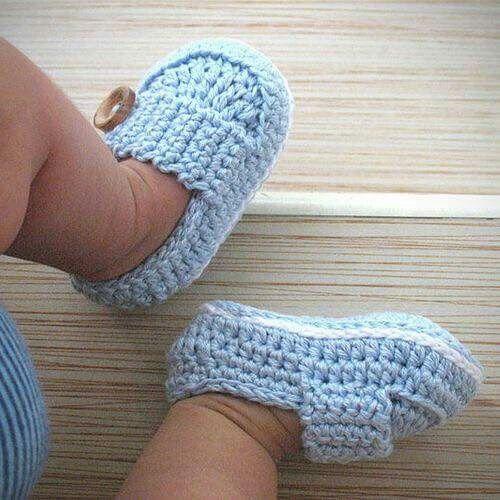 Pin von Harinder Kaur Grover auf Baby booties | Pinterest ...