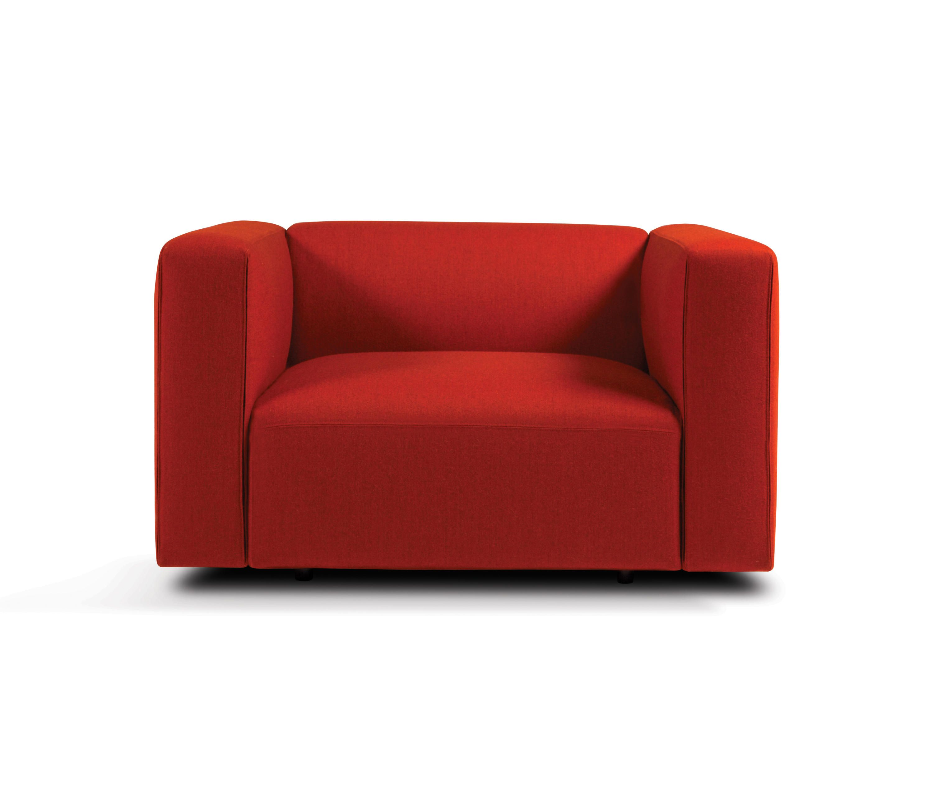 Match armchair by Prostoria Lounge chairs