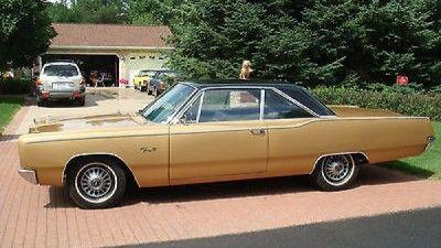 1967 Plymouth Fury Iii 2 Door Hardtop