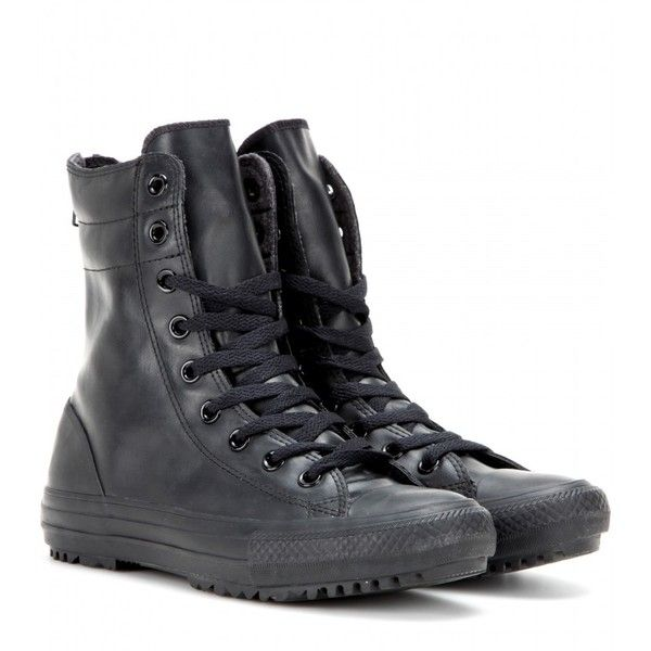Converse Chuck Taylor High Top Sneakers ($120) ❤ liked on