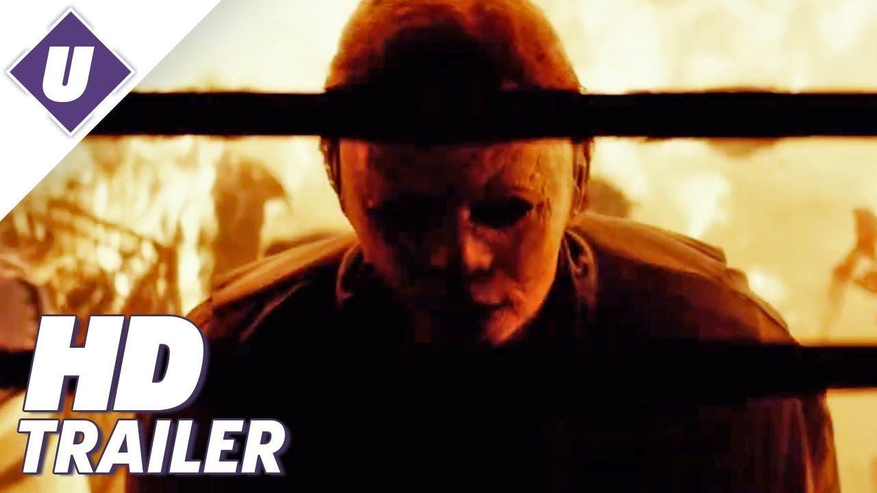 Halloween 2020 Sdcc Poster Halloween Kills (2020) & Halloween Ends (2021)   Official