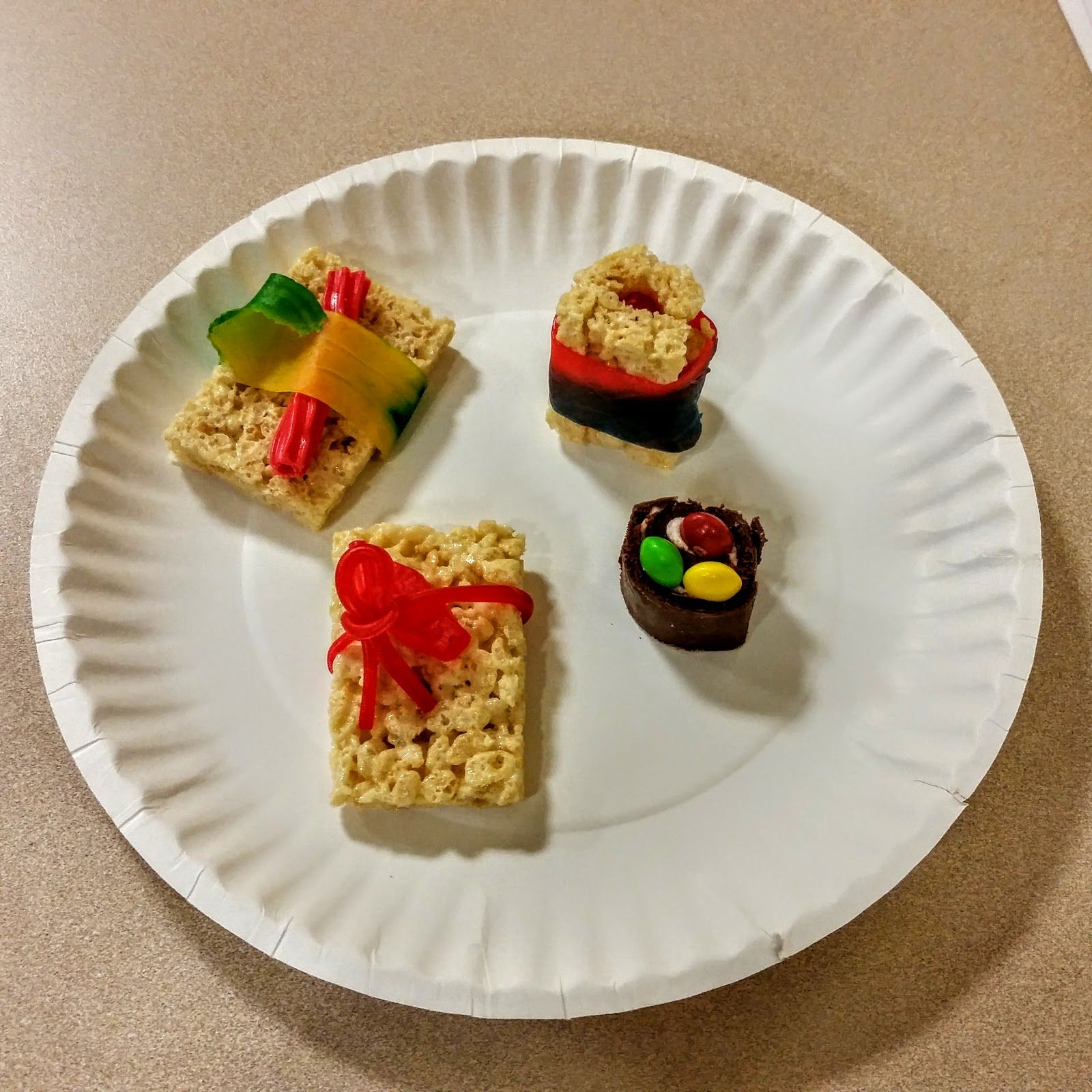 Literary commentary anime club candy sushi candy sushi