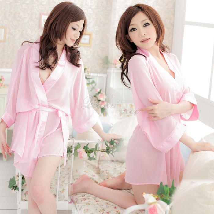2015 new summer women sleepwear transparent