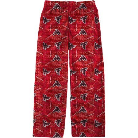 NFL Atlanta Falcons Youth Lounge Pant, Boy's, Size: XS, Red