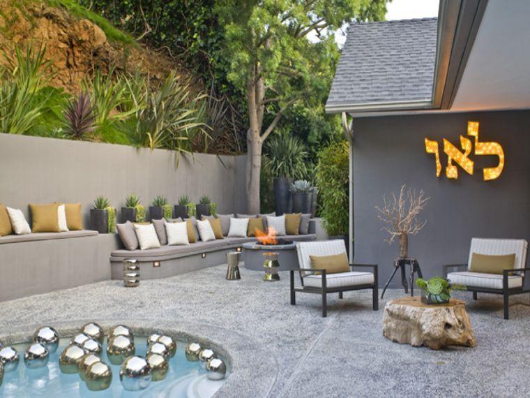 bon Aménagement terrasse extérieure - idées déco