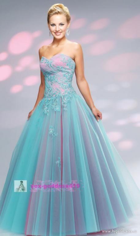 005bd9235b2 dlouhé plesové šaty - Hledat Googlem