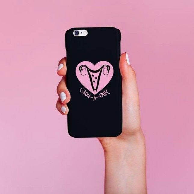 feminist iphone 6 case