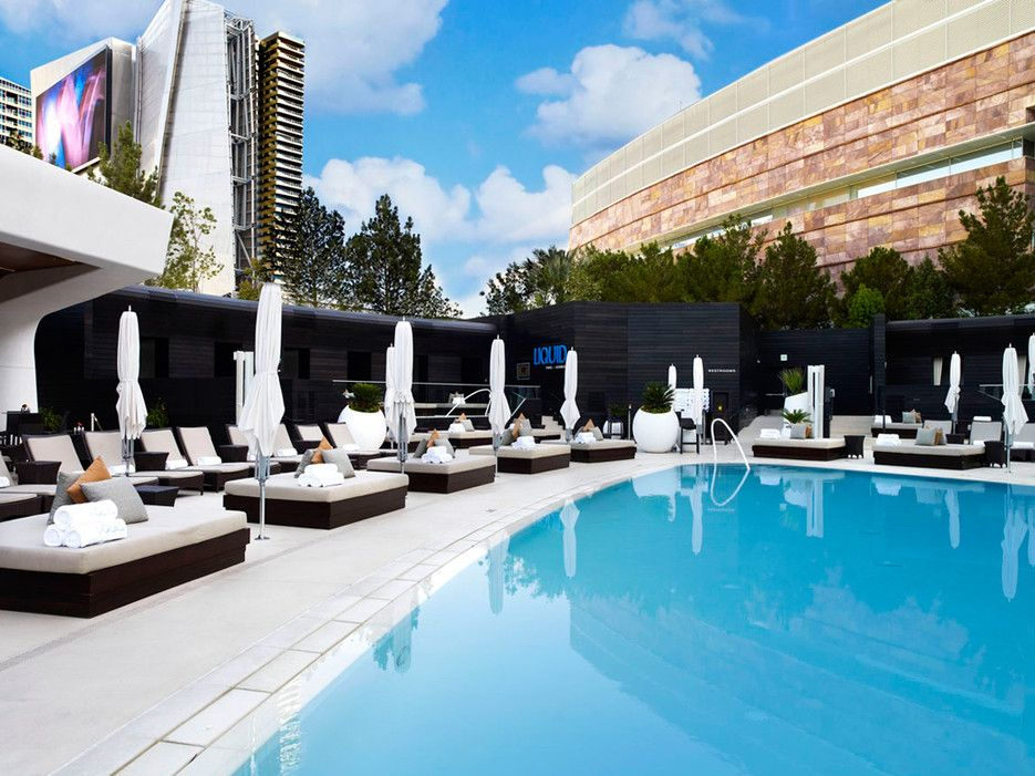The Hottest Pools in Las Vegas