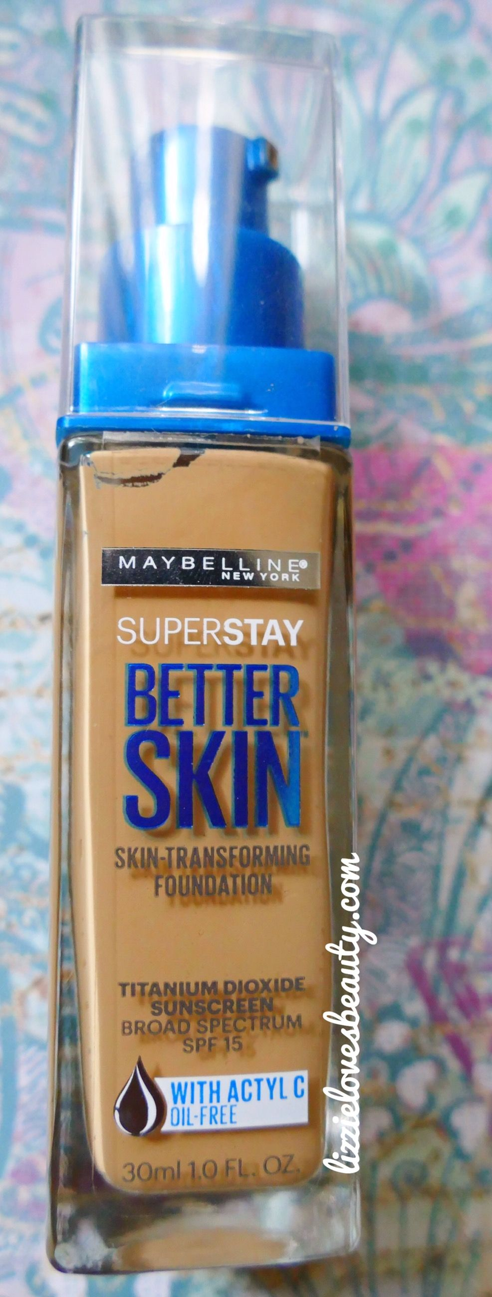 Maybelline SuperStay Better Skin Foundation and Concealer