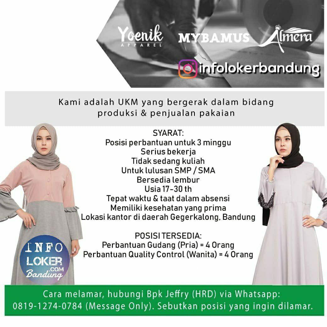 Lowongan Kerja Perbantuan Gudang Perbantuan Quality Control Bandung Agustus 2018 Kerja Gudang Smp