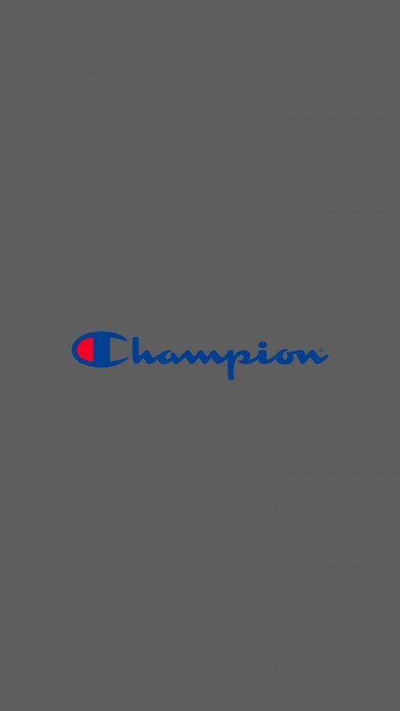 チャンピオン/championのロゴ[05]無料高画質iPhone壁紙 Iphone wallpaper