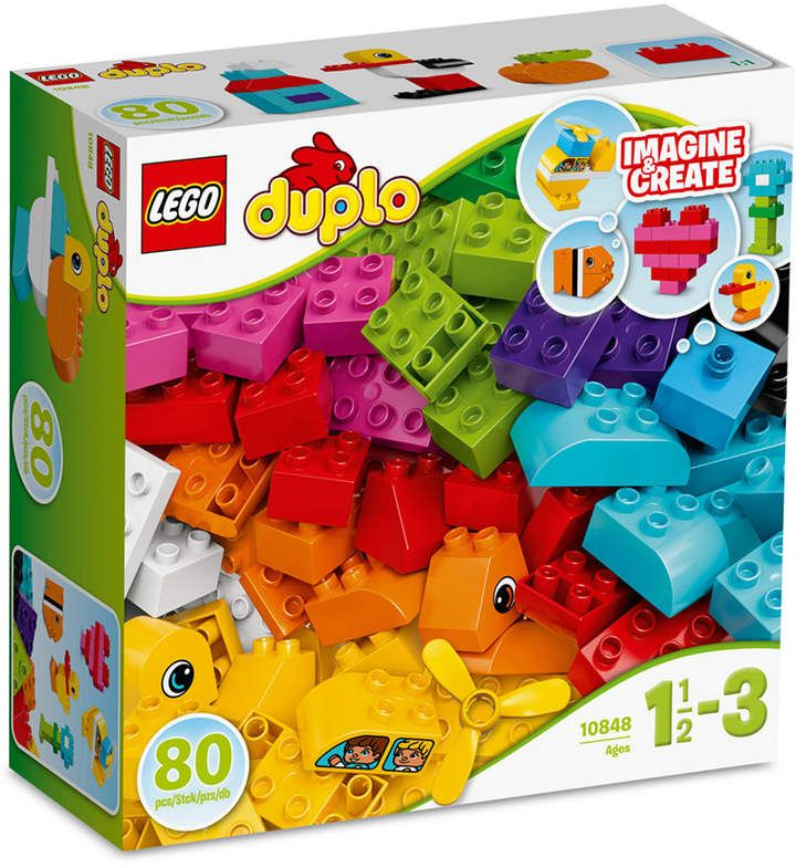 My First Bricks 10848 Endlessbricksduplo Learning Activity