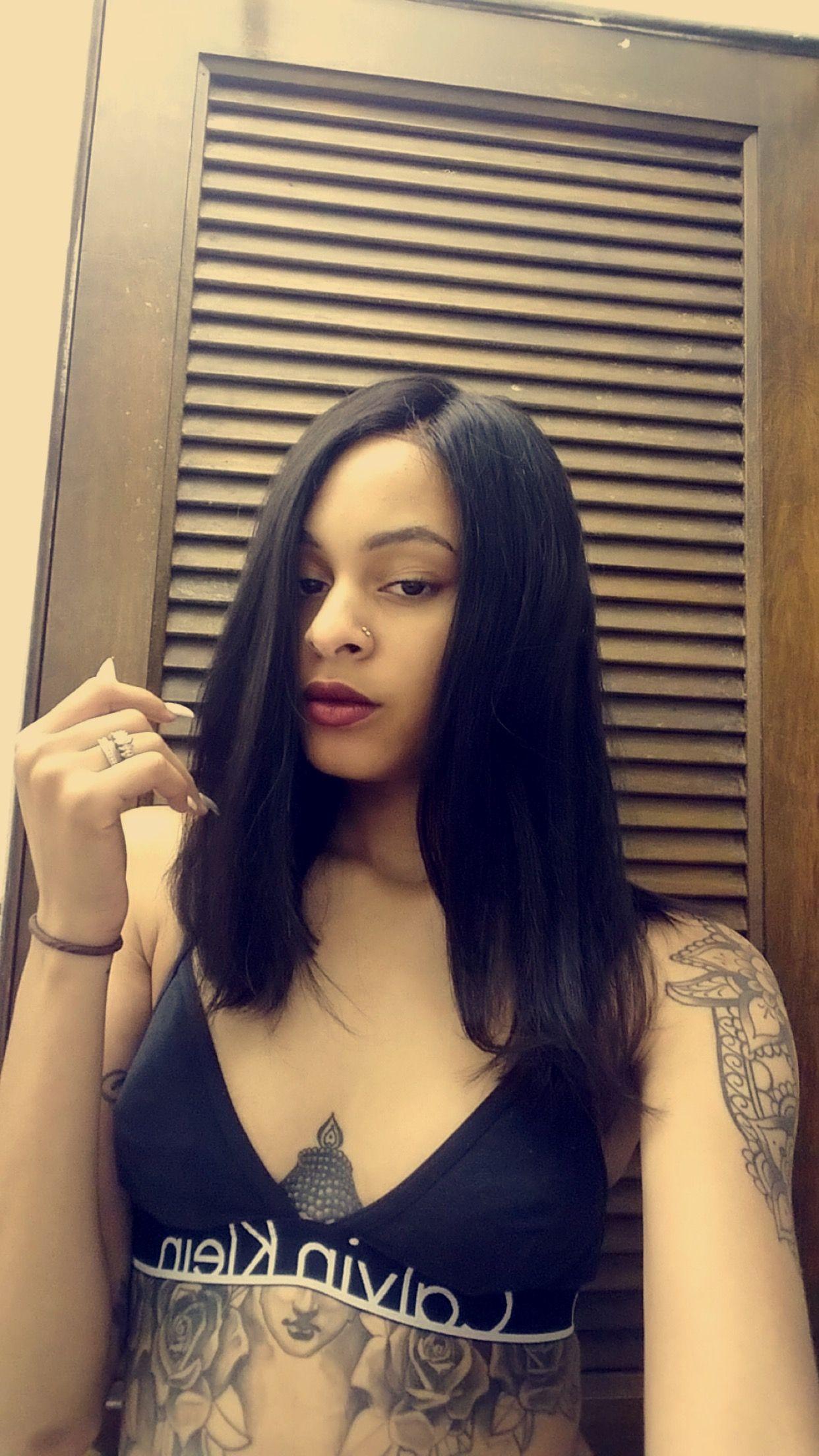 Selfie Berit Birkeland River Liana Yasmina Jones