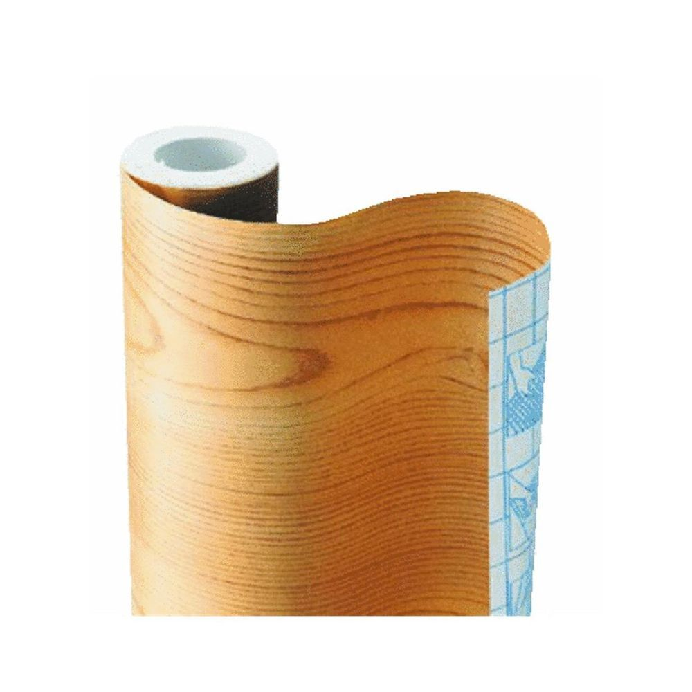 Kittrich Contact Paper Wood Vinyl Roll Wood Vinyl Sticker Ultra Light Pine Shelf Liner Wood Vinyl Vinyl Rolls