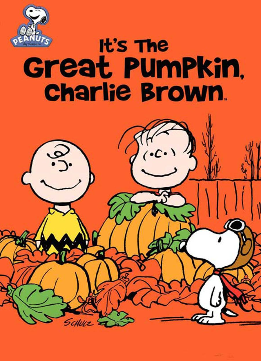 Great Pumpkin Charlie Brown Halloween Decorations