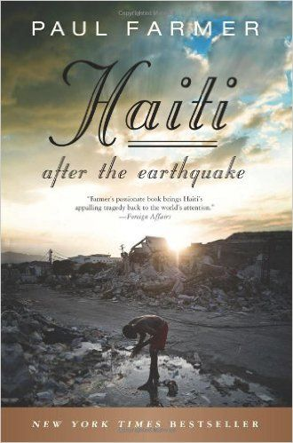 Robot Check Haiti Earthquake Books