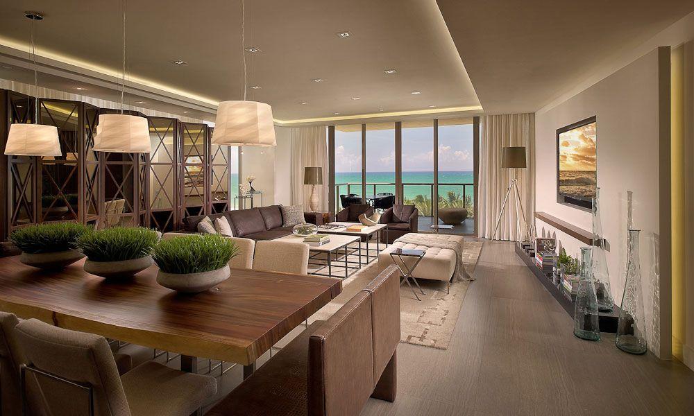 Contemporary Interior Design in South Florida ...