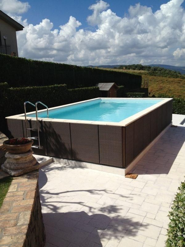 Dolcevita Gold 46 1 Dolce Vita Pool Pinterest