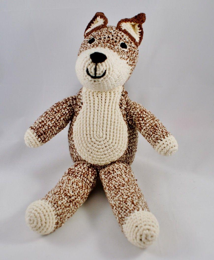 Win A gorgeous Little Brown Fox Teddy