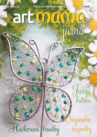 Online časopis ZADARMO pre všetky tvorivé duše. Postupy, nápady, fotografie na jarné tvorenie:)